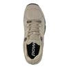 Dámské kožené Outdoor boty power, hnědá, 503-3118 - 19