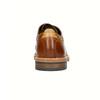 Ležérní kožené polobotky pánské clarks, hnědá, 826-3089 - 17