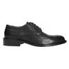 Kožené pánské polobotky bata-the-shoemaker, černá, 824-6292 - 15