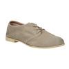 Kožené dámské polobotky bata, šedá, 526-2619 - 13