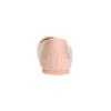 Lakované dámské baleríny bata, růžová, 521-5602 - 17