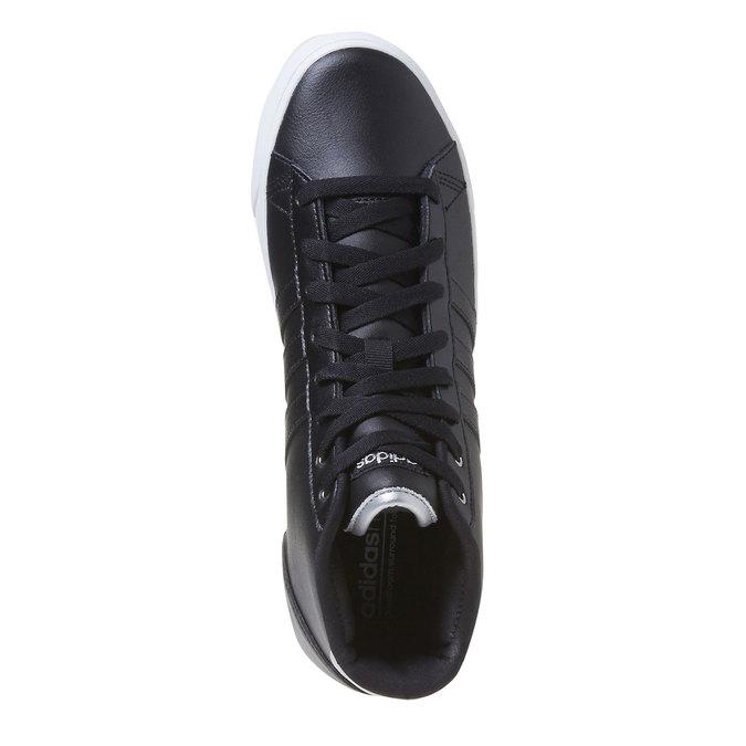 Dámské kotníčkové tenisky adidas, černá, 501-6975 - 19