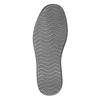 Pánské neformální polobotky z broušené kůže bata, šedá, 853-2612 - 17
