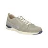 Ležérní kožené tenisky bata, hnědá, 846-2632 - 13