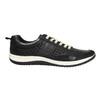 Pánské kožené tenisky bata, černá, 844-6634 - 15