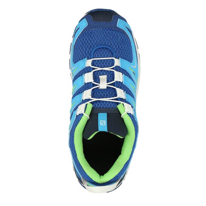 Dětská sportovní obuv salomon, modrá, 499-9012 - 19