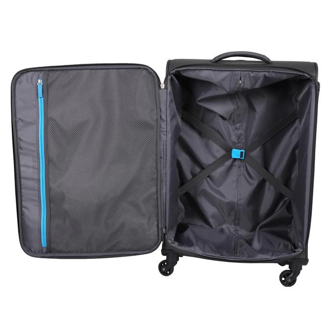 Cestovní kufr na kolečkách american-tourister, šedá, 969-2172 - 15