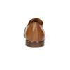 Ležérní kožené Derby polobotky bata, hnědá, 826-3907 - 17
