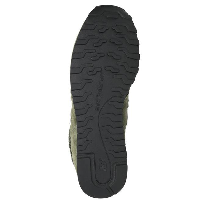 Pánské kožené tenisky new-balance, khaki, 803-7107 - 26