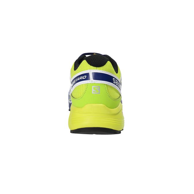Pánské sportovní tenisky salomon, modrá, 849-9031 - 17