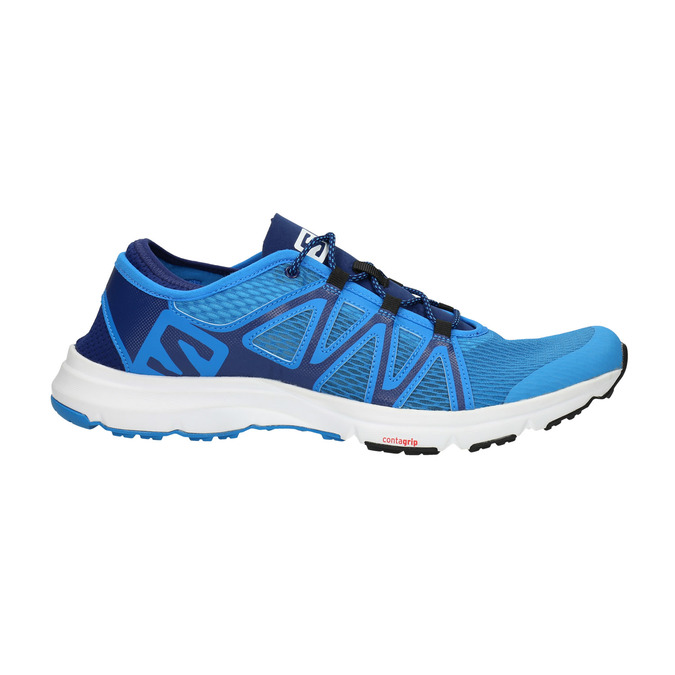Pánská sportovní obuv salomon, modrá, 849-9034 - 15