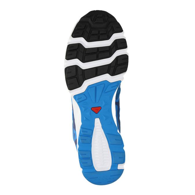 Pánská sportovní obuv salomon, modrá, 849-9034 - 26