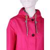 Růžová dámská bunda s kapucí joules, růžová, 979-5010 - 16