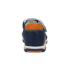 Chlapecké kožené sandály bubblegummers, modrá, 166-9600 - 17