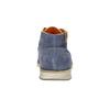 Kotníčková obuv z broušené kůže weinbrenner, modrá, 843-9625 - 17