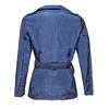 Modrý dámský trenčkot bata, modrá, 979-9205 - 26
