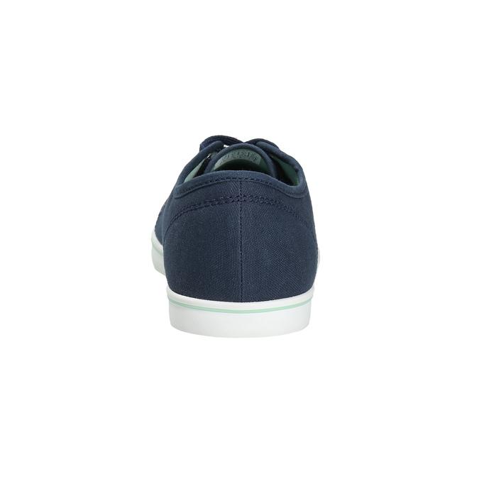 Modré dámské tenisky le-coq-sportif, modrá, 589-9434 - 17
