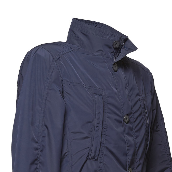 Pánská jarní bunda bata, modrá, 979-9276 - 16