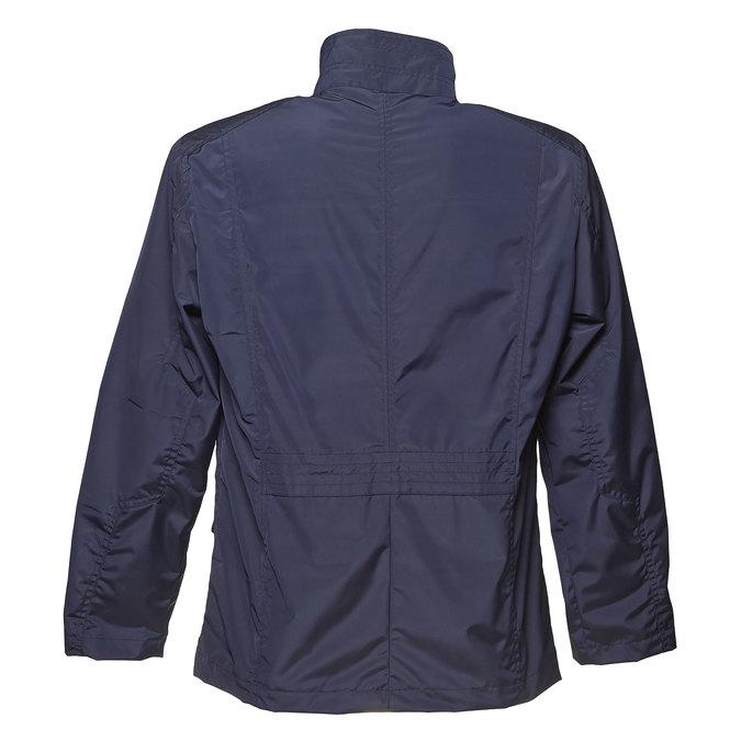 Pánská jarní bunda bata, modrá, 979-9276 - 26