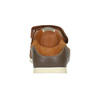 Dětská kožená obuv biomecanics, hnědá, 114-4016 - 17