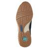Dámské kožené tenisky gabor, modrá, 626-9205 - 26