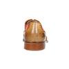 Kožené pánské polobotky s prošitím melvinandhamilton, hnědá, 826-8050 - 17
