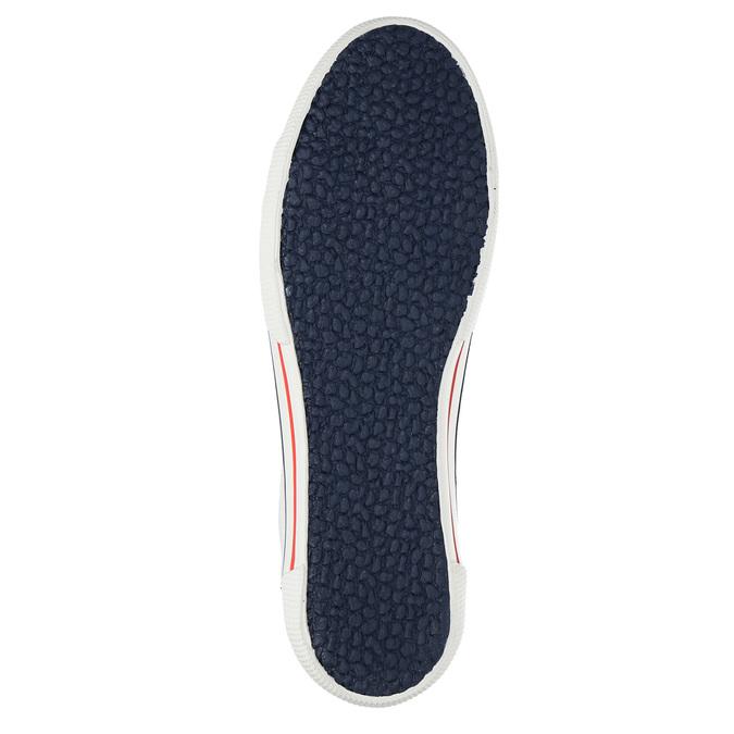 Pánské bílé tenisky pepe-jeans, bílá, 849-1015 - 26