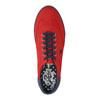 Ležérní červené tenisky u-s-polo-assn-, červená, 829-5016 - 19