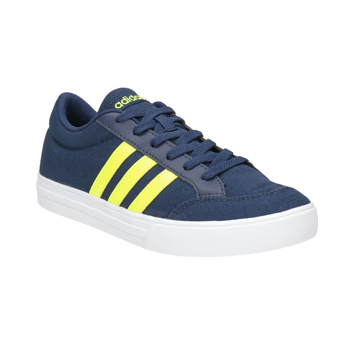 Chlapecké modré tenisky adidas, modrá, 489-8119 - 13