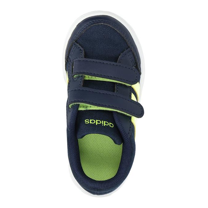 Chlapecké tenisky na suché zipy adidas, modrá, 189-8119 - 19