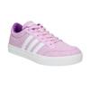 Dívčí fialové tenisky adidas, fialová, 489-9119 - 13
