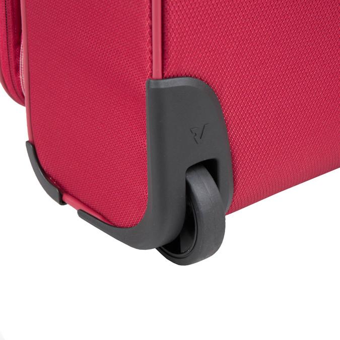 Cestovní kufr na kolečkách roncato, červená, 969-5644 - 19