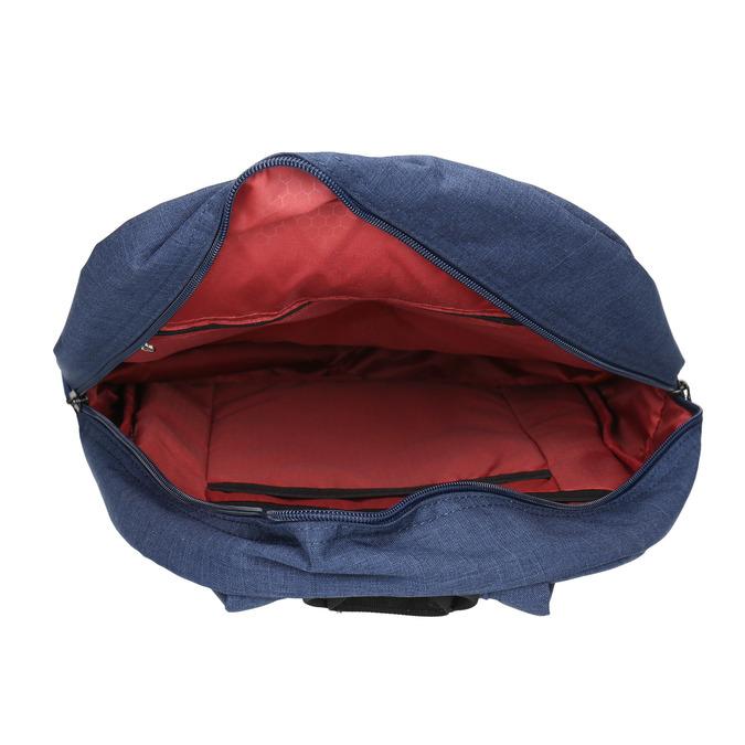 Modrý unisex batoh roncato, modrá, 969-9647 - 15