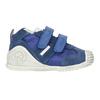 Dětská kožená obuv biomecanics, modrá, 113-9017 - 15