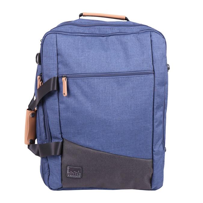 Cestovní taška na kolečkách roncato, modrá, 969-9646 - 18