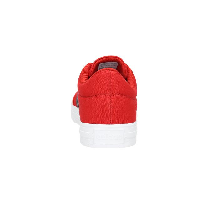 Červené dětské tenisky adidas, červená, 489-5119 - 17