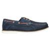 Kožené Boat Shoes bata, modrá, 2021-856-9604 - 15