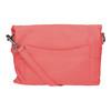 Kožená dámská Crossbody kabelka fredsbruder, červená, 964-5037 - 26