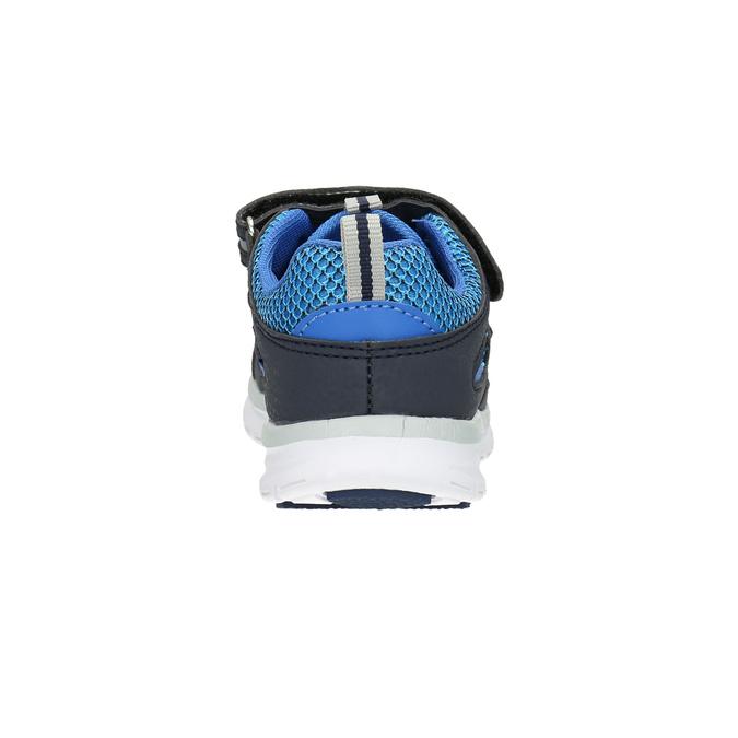 Chlapecké prodyšné tenisky mini-b, modrá, 261-9611 - 17