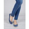 Ležérní kožené baleríny weinbrenner, modrá, 526-9503 - 18