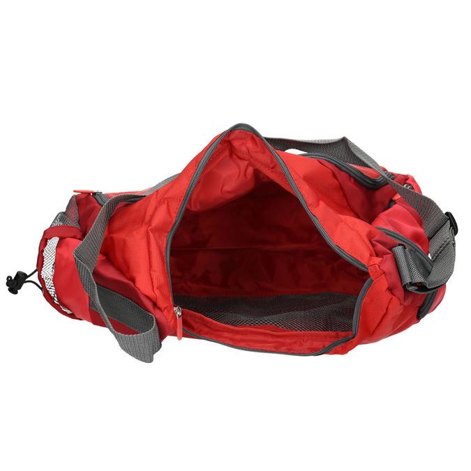 Červená cestovní taška american-tourister, červená, 969-5165 - 15