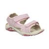 Dívčí růžové sandály weinbrenner-junior, růžová, 366-5607 - 13