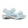 Kožené dětské sandály weinbrenner-junior, modrá, 466-9607 - 15