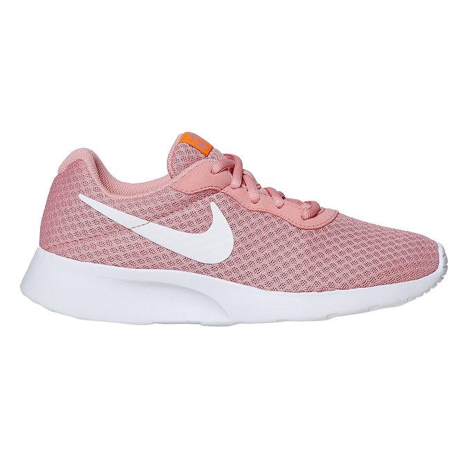 Růžové dámské tenisky nike, růžová, 509-3557 - 15
