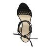 Černé sandály na jehlovém podpatku bata, černá, 769-6603 - 19