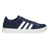 Modré textilní tenisky pánské adidas, modrá, 889-9235 - 19