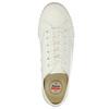 Pánské tenisky s gumovou špicí bata-bullets, bílá, 889-1292 - 26