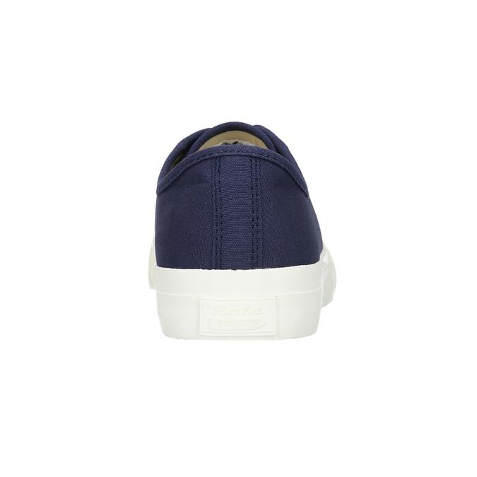 Pánské tenisky bata-bullets, modrá, 889-9292 - 17