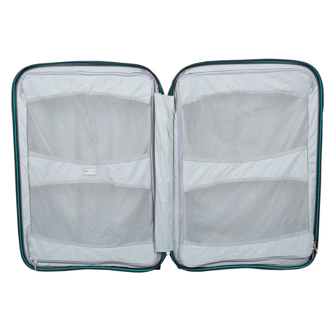 Cestovní kufr na kolečkách roncato, tyrkysová, 960-7604 - 15