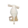 Dámské sandály s mašlí insolia, béžová, 769-1614 - 17